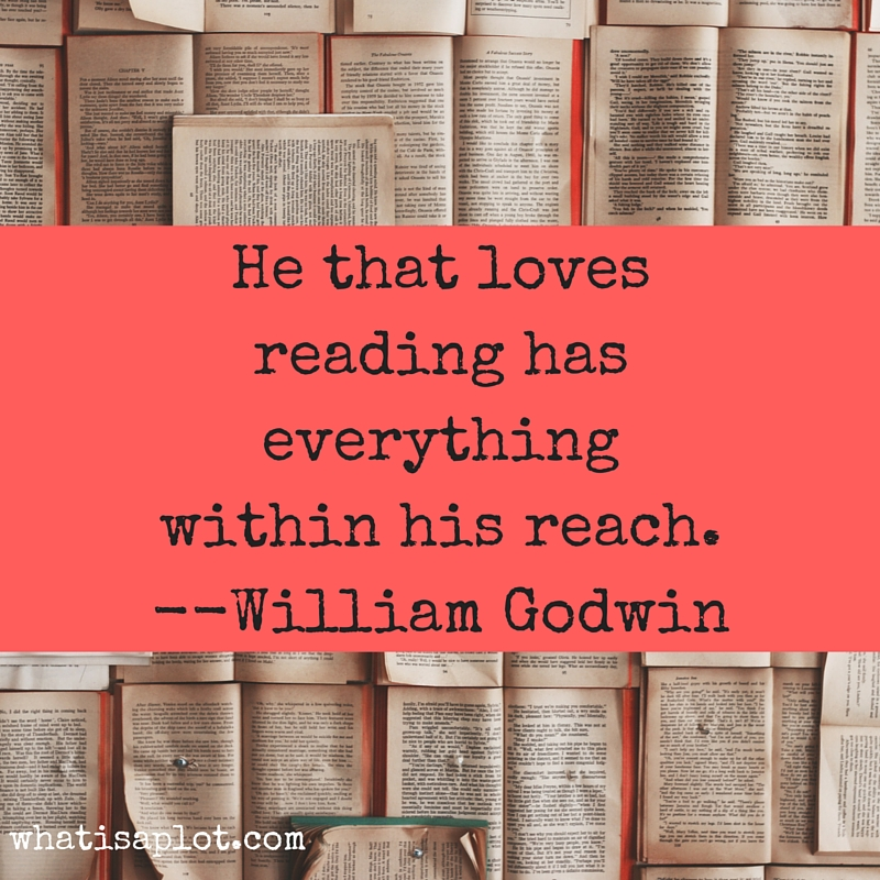 He that loves reading has everything within his reach.Read more at- http-%2F%2Fwww.brainyquote.com%2Fsearch_results.html-q=reading