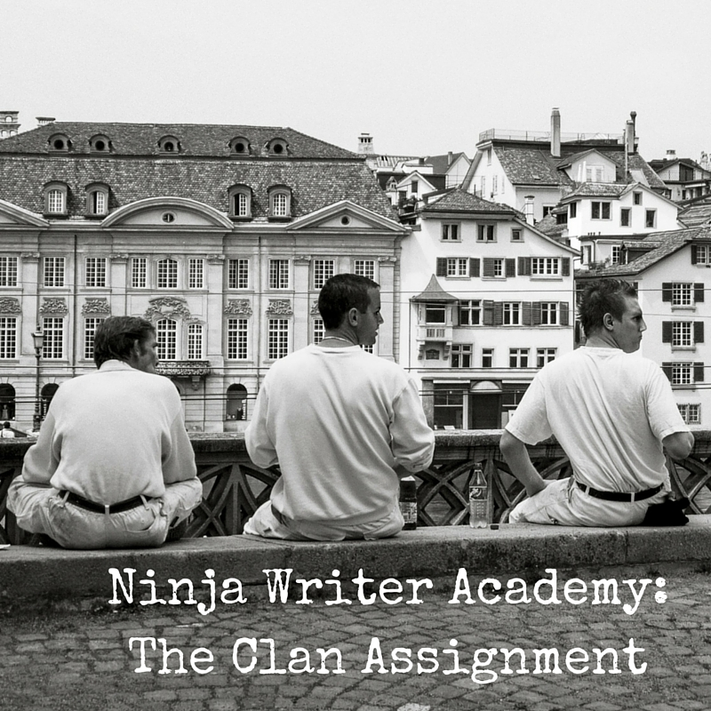 Ninja Writer Academy-The Clan Assignment