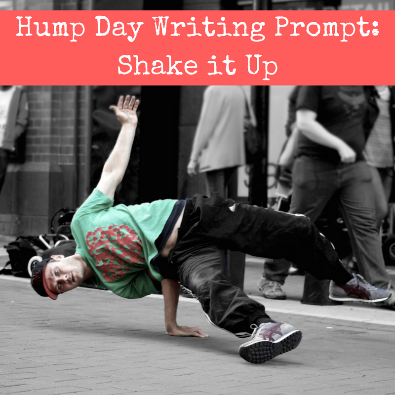 Hump Day Writing Prompt